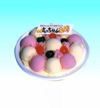 手づくりアイス お誕生日ケーキ