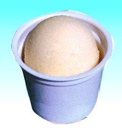 画像1: 手づくりアイス プリン型カップアイス